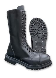Phantom Boots 14 eyelet black