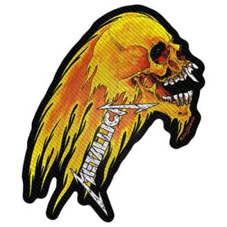 - Flaming Skull
