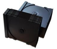 CD tray black for CD case (Pack 10)