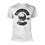 Skull Logo WHT
