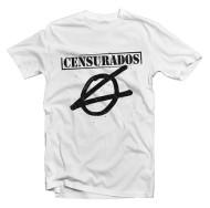 Logo Censurados (White Tshirt)
