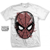 Spiderman - Big Head Distressed