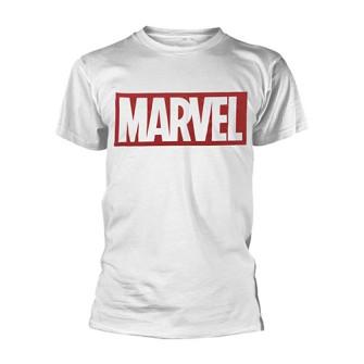 - Marvel - Logo White
