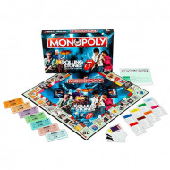 Rolling Stones Monopoly