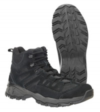 Outdoorboot Trail Mid - Black