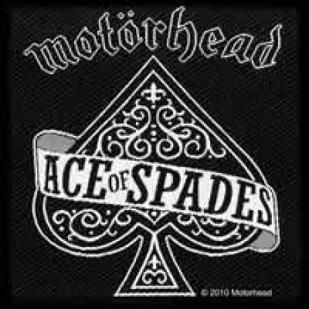 - Ace of spades