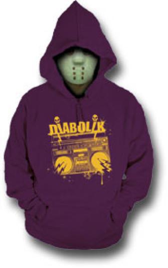 - Boombox Sweat