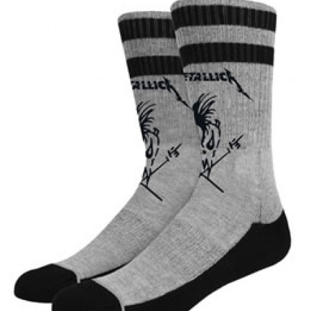 Scary Guy Socks