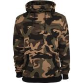 Hoody camouflage