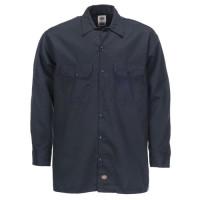 Men's work shirt - Blue
