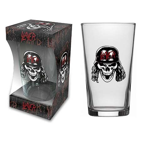 Wehrmacht Pint Glass