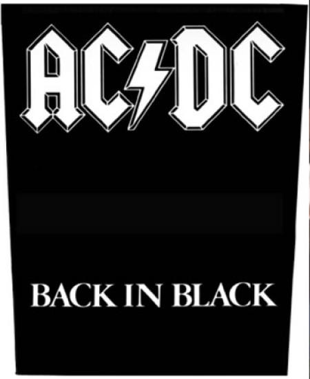 - Back in Black (BP)