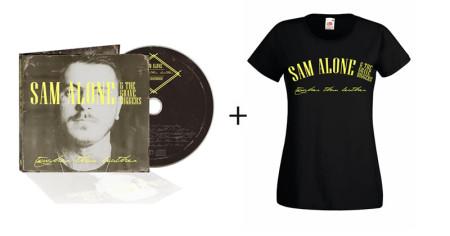 - Tougher than leather (CD + Tshirt)