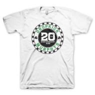 20th Chip White