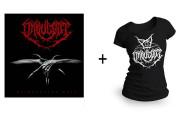 Reinventing Evil (CD + Tshirt, Girlie)
