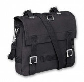 Canvasbag, small black