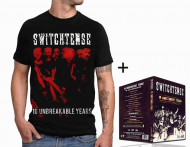 "Tshirt ""10 Unbreakable Years"" + DVD/CD ""10 Unbreakable Years"""
