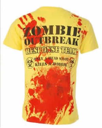 - Zombie Response Team T-Shirt