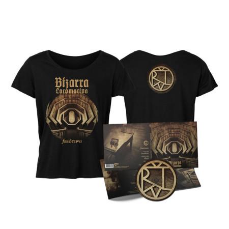 - Fenótipvs (CD + Tshirt)