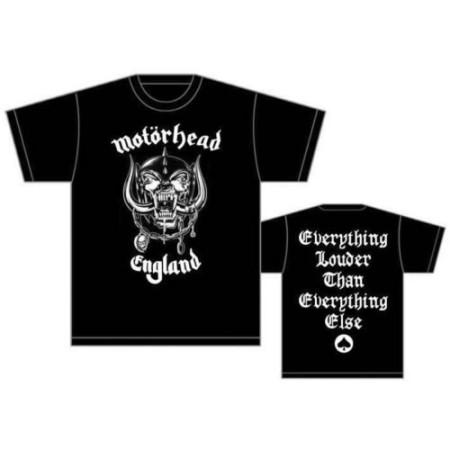 - England (w/back print)