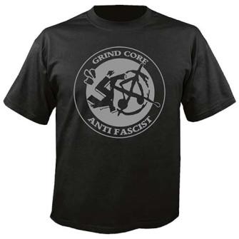 - Grindcore Antifascist