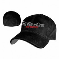 Full Blown Chaos - Black Fitted Cap