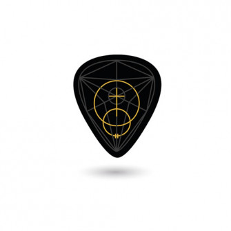 - Hermitage: Guitar Pick 2
