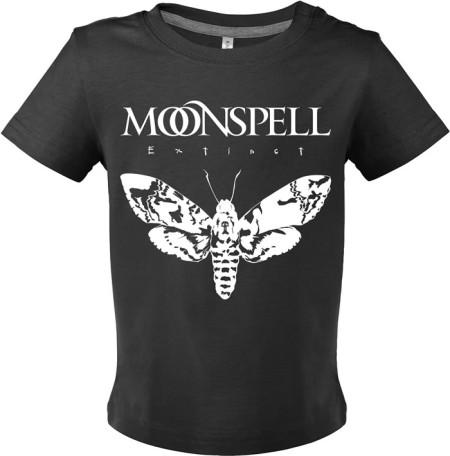 - Extinct Moth Baby Tshirt