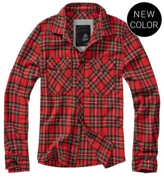 - Check Shirt Tartan