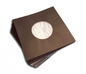 """- Single 7"""" cover paper lined"""