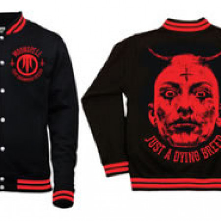Just a Dying Breed Varsity Jacket