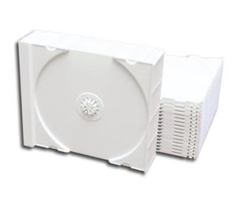 - CD white for CD case (Pack 25)