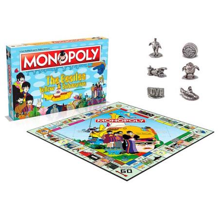 - Beatles Monopoly