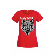 Young Wolf (Red, Girlie)