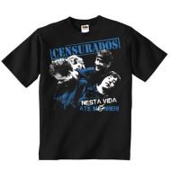 Nesta Vida Até Morrer (Black, Tshirt)