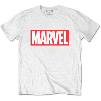 - Marvel - Logo WHT