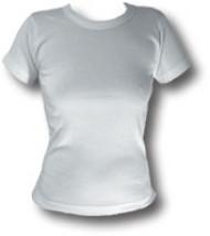 White Girl Tshirt