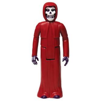- Fiend - crimson red ReAction Figure