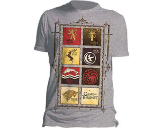 - Game Of Thrones - House collect GRY