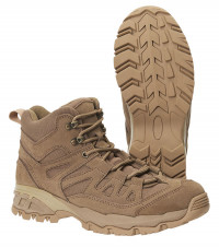 Outdoorboot Trail Mid - Camel