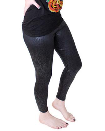- Wet Look Leggings