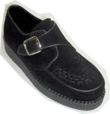 Steelground Single monk creeper shoe