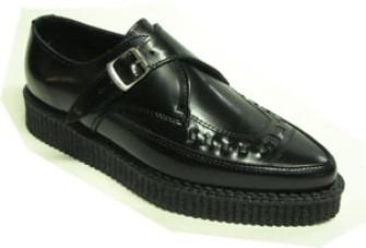 - Steelground Single monk pointed creeper shoe