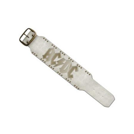 - ACDC - Wristband White