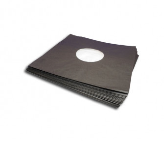 - LP inner covers black deluxe
