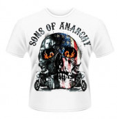 Sons Of Anarchy - Flame Skull