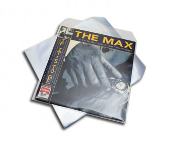 - LP premium deluxe clear protective sleeves