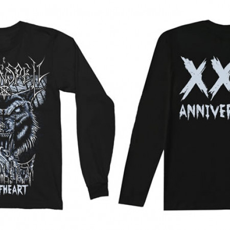 Wolfheart - 25th Anniversary (LS)
