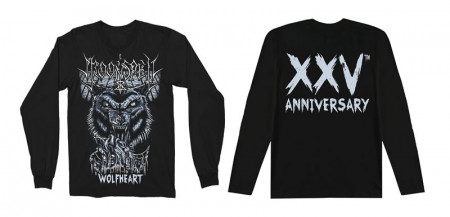 - Wolfheart - 25th Anniversary (LS)