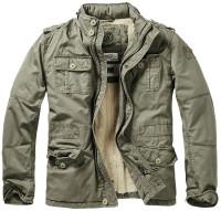 Britannia Winter Jacket Olive